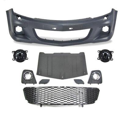 Kit Parachoques Delantero + Niebla Opel Astra H Año Fab. 04- >> Sólo GTC 3