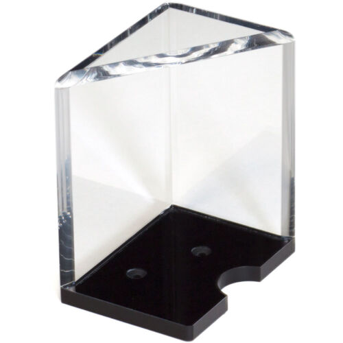 Casino Grade Acrylic 6 Deck Discard Holder Tray For Blackjack Game