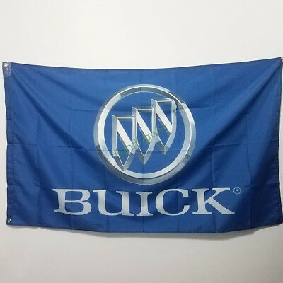 Used, New Banner Flag for Buick Flag Wall Deco Garage 3x5ft for sale  Shipping to Canada