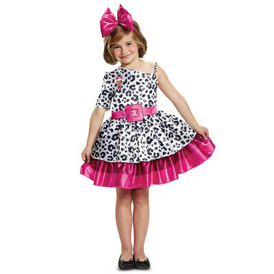 Girls LOL Surprise Diva Halloween Costume