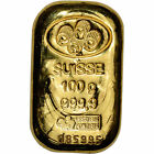 Scrap & Recovered Gold Bullion