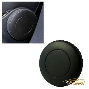 OE Black Front Seat Recline Knob Adjust handle Fit VW Jetta Mk5 Golf Mk6 Rabbit