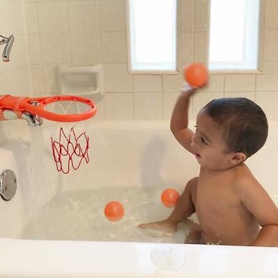 Basketball Hoop Suction Cup Mini Gift for Baby Kids Toddlers Bath Toys Gift
