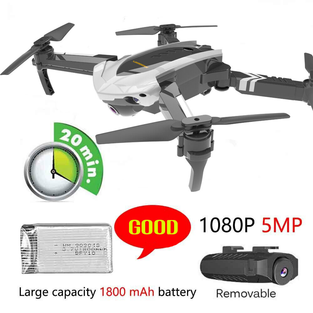 Drone x pro Selfi 2.4G WIFI FPV With 1080P HD Camera Foldable RC Quadcopter Gift