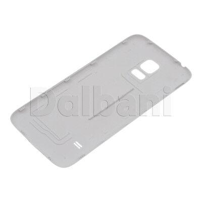 Samsung Galaxy S5 Mini Bateria Tapa Trasera Placa Pieza de Repuesto Blanco