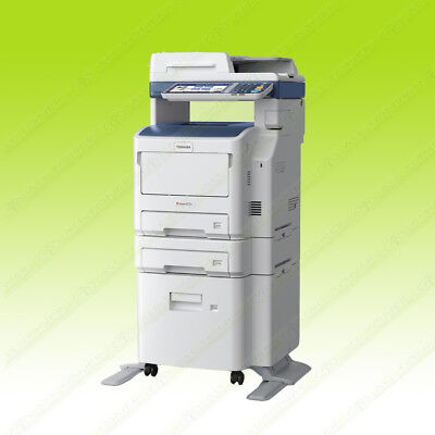 Toshiba E-studio 477sl Letter Monochrome Mfp Duplex Copier Printer Scanner 55ppm