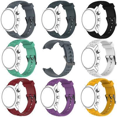 Silikon Ersatz Armband Uhrenarmband Strap + Tool für Suunto Elementum Terra online kaufen