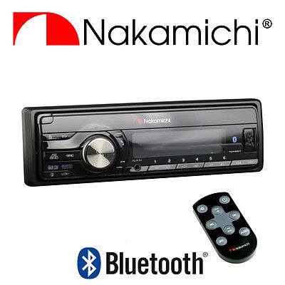 NAKAMICHI Bluetooth/USB Receiver 50W x 4 Channels AM/FM tuner NA851 for sale  Shipping to Canada