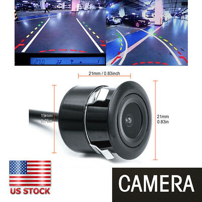 Car Rear View Backup Camera With IR Night Vision Full HD 170° security  Reverse