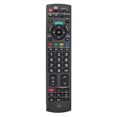 New Replacement Remote Control For Panasonic Tv Tx-p42s2ob Tx-p42u30b Tx-p50c2b