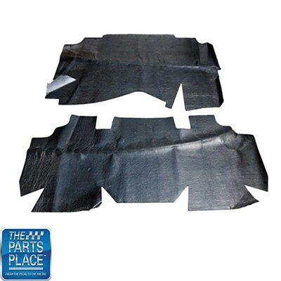 1978-88 Gm Cars G-Body Carpet Sound Deadener Underlayment for sale  Shipping to Canada