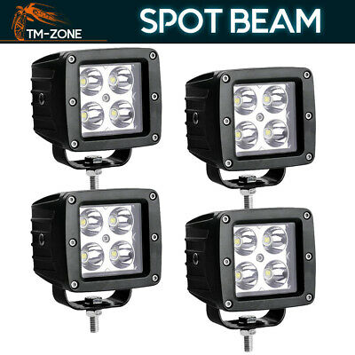 4x Led Lights Fit Tractor Allis Chalmers Bcd4w1005000600070008000 Series