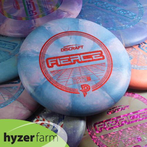 Discraft BLEND PIERCE FIERCE PUTTER *pick weight & color* Hyzer Farm disc PART 2