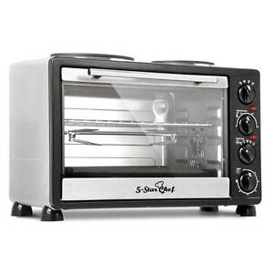 34L Benchtop Convection Oven with Twin Hot Plate Sydney City Inner Sydney Preview