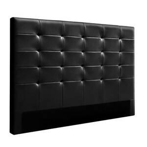 Artiss BENO King Size Bed Head Headboard Bedhead Leather Base Fra Adelaide CBD Adelaide City Preview