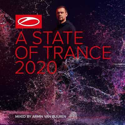 Armin Van Buuren - A State Of Trance 2020 (NEW 2CD) PREORDER 01/05/20
