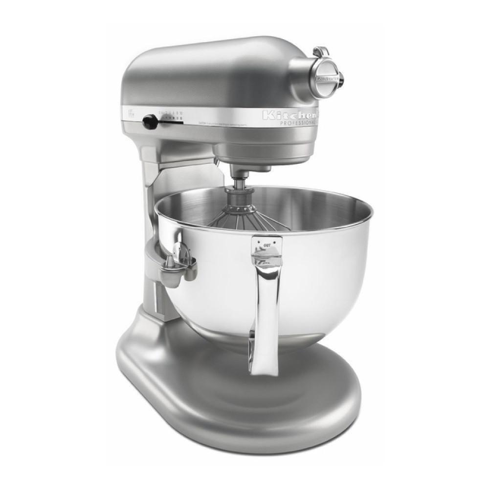 kitchenaid-rrkp26m1xmc-pro-600-stand-mixer-6-quart-metalic-chrome-large-capacity