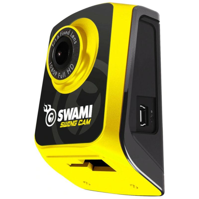 NEW Izzo Swami Golf Swing Camera Training Aid Recording HD Screen $250 Retail!