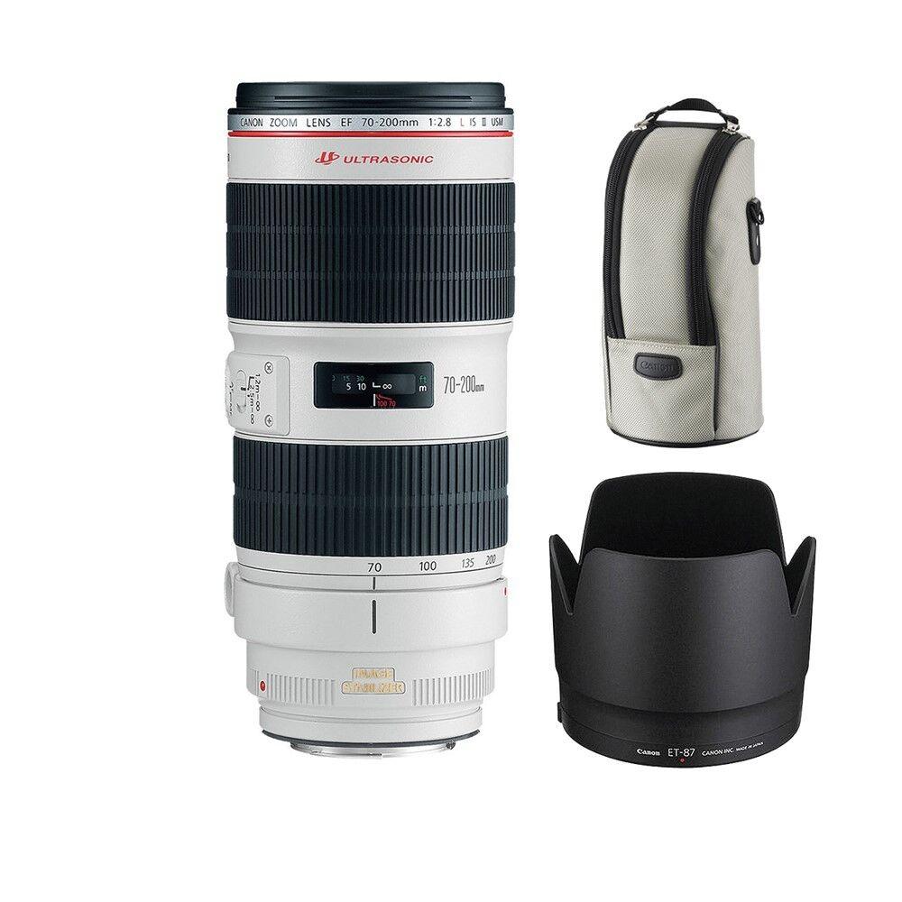 Купить Canon 2751B002 - Canon EF 70-200mm f/2.8L IS II USM Lens