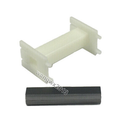 2pcs 58x27x31mm Plastic Bobbin Wire Coil Frame W Silicon Steel For Diy Inductor