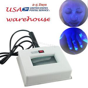 Nice Exam Skin UV Magnifying Analyzer Wood Lamp Beauty Test Facial Care Machine  USA