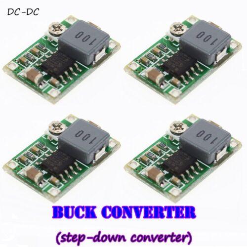 5X Mini-360 DC-DC Converter Step Down Module 4.75V-23V to 1V-17V dcCRUK