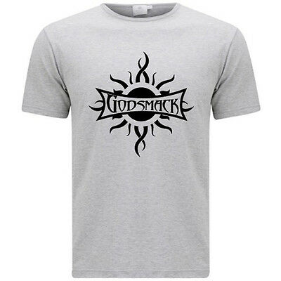 New Godsmack Metal Rock Band Logo Men