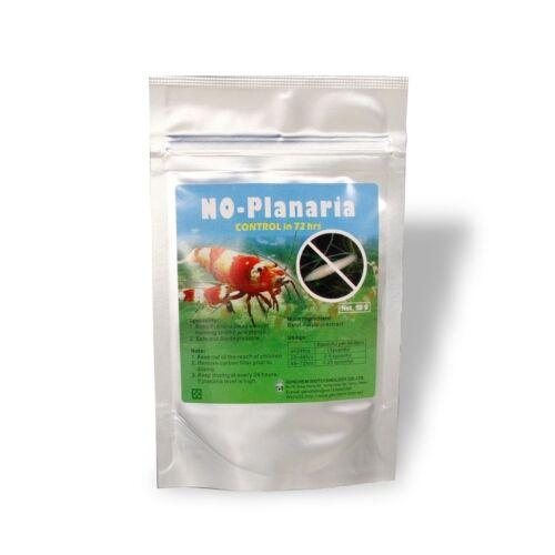 Genchem No-Planaria 50g Worm Disinfectant Hydra Planaria Fish Shrimp Tank