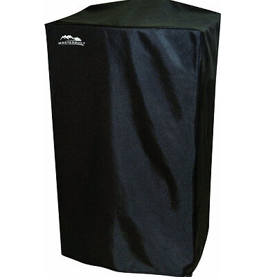 """Masterbuilt 30""""Electric Smoker Cover,Outdoor Patio Grill Cover Free Shipping New"""