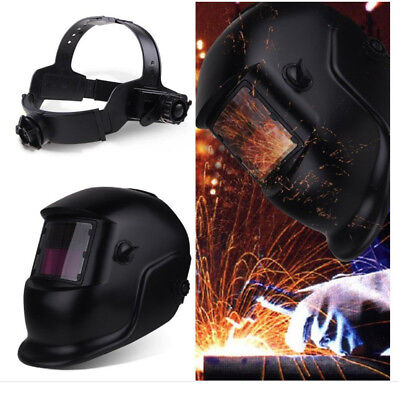 New Pro Solar Auto Darkening Welding Helmet Grind Welders Mask Fashion Style US
