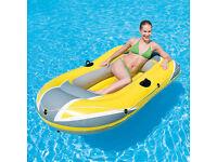 "Hydro-Force Raft Naviga - 76""x43"" Inflatable Boat"