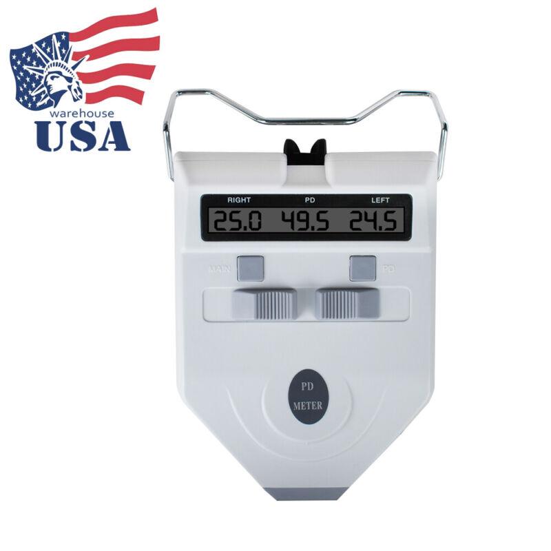 Rechargeable LCD Optical Digital Pupilometer PD Pupil Meter Optometry Instrument