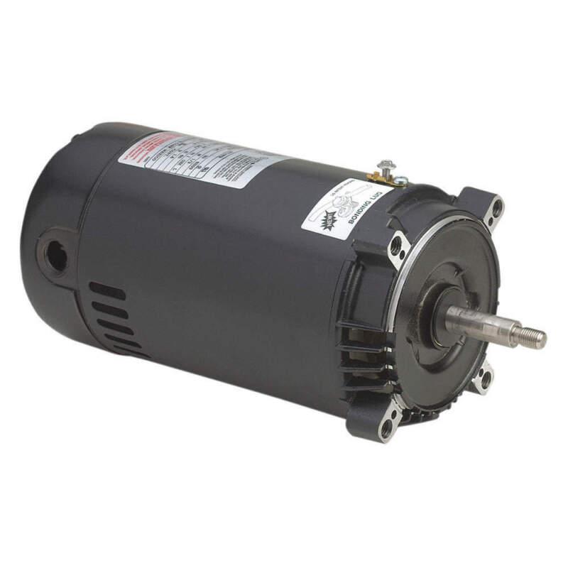 Pool Motor,3/4 HP,3450 RPM,115/230VAC ST1072