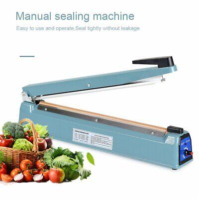 16 Heat Sealing Hand Impulse Sealer Machine Poly Free Element Plastic Sealer
