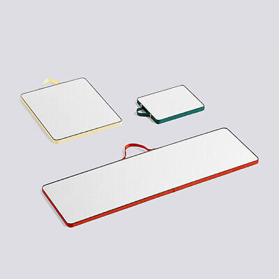 Authentic HAY Ruban Mirror Rectangle, Set Of 3 | Design Within Reach