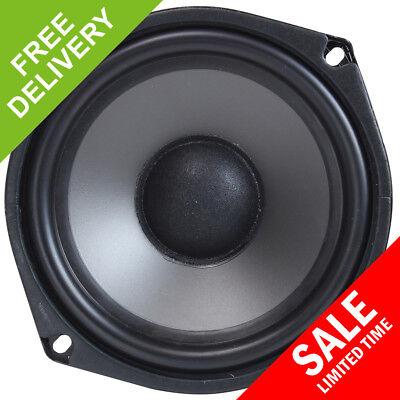 """Monacor SPH-135TC 4.5"""" Inch Dual Coil Speaker Driver 2x 60W"""