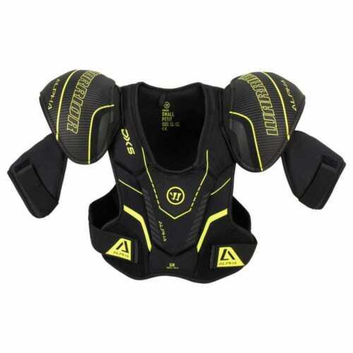 New Warrior Alpha DX DX5 Senior Large Shoulder pads chest ice hockey