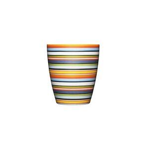 Iittala Origo Becher - orange, 0.25l, NEU+OVP