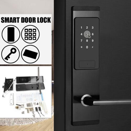 Smart Lock Bluetooth Wifi Door Deadbolt Apple Android Electr