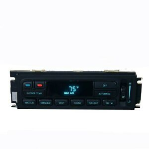 Grand marquis climate control ebay for Crown motors service center