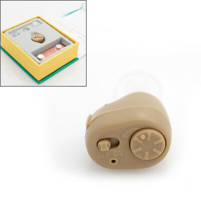 Small In The Ear Invisible Best Sound Amplifier Adjustable Tone Hearing Aids