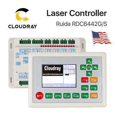 Co2 Laser Controller Ruida Rdc6442 Dsp For Engraving Cutting Machine Usa Stock