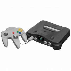 Nintendo 64 Console en excellente condition. Garantie de 30 jours! N64