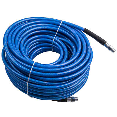 Truckmount Machine Carpet Upholstery Cleaning Solution Hose - 100 Ft W Qds