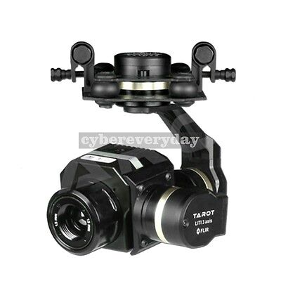 Tarot FLIR 3Axis Camera Gimbal PTZ for FPV Quadcopter Drone Multicopter TL02FLIR
