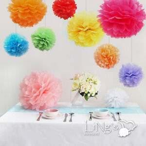 10pcs-Wedding-Tissue-Paper-Pom-Poms-Party-Xmas-Home-Outdoor-Flower-Balls-Decor