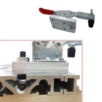 Cnc Quick Clamp Fixture Plat Router Fixture  Engraving Machine Fastening Platen