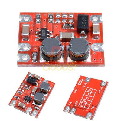 Automatic Dc-dc 2.5v-15v To 3.3v 4.2v 5v 9v 12v Step Up Down Buck-boost Module