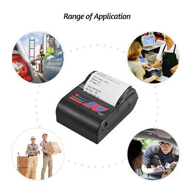Goojprt 58mm Thermal Printer Receipt For Ios Android Windows Wireless Usb D1l3