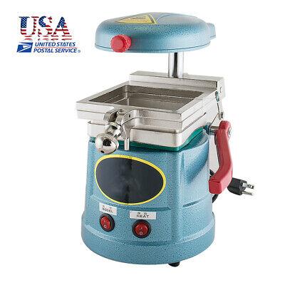 Dental Vacuum Forming Molding Machine Former Heat Lab Equipment 110v 1000w Fdace